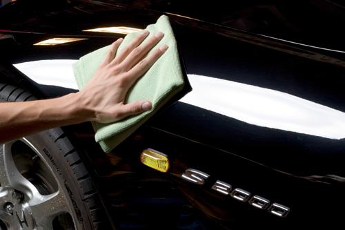 Как правильно полировать автомобиль?